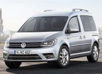 2016 Volkswagen Caddy Comfortline