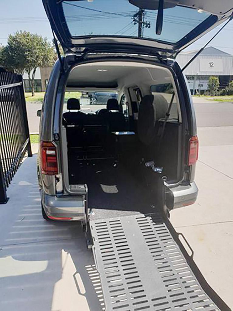 2019 volkswagen caddy comfortline